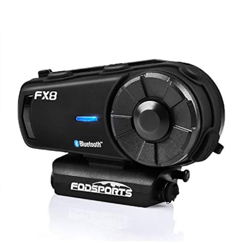 FODSPORTS(エフオーディースポーツ),バイク インカム fx8改良版,FX8