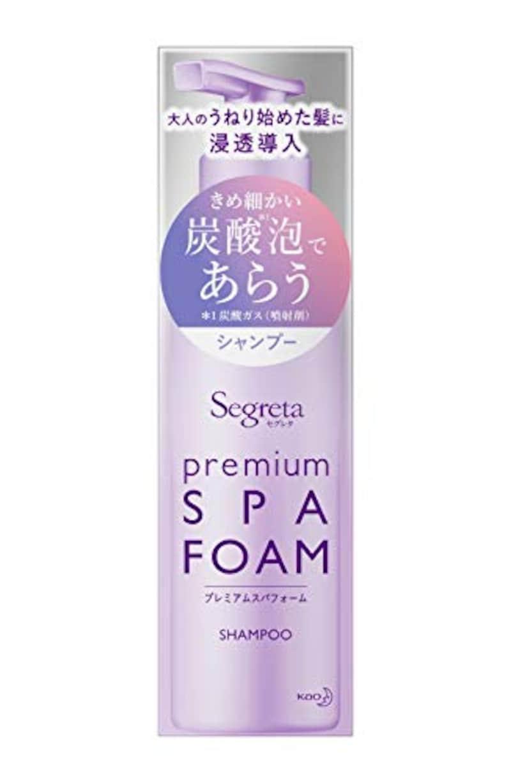 Segreta(セグレタ)/kao(花王),プレミアム スパ フォーム シャンプー