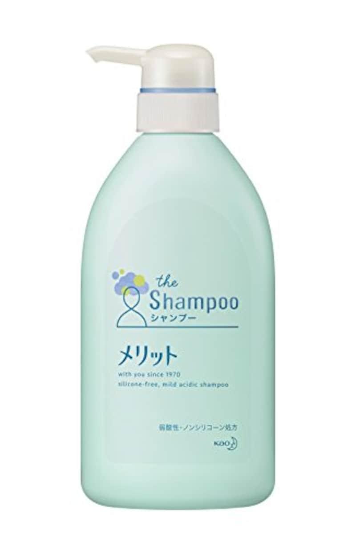 kao(花王),メリット シャンプー ポンプ