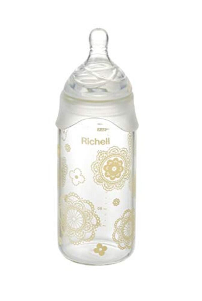リッチェル,おうちミルクボトル,4945680 20191-9