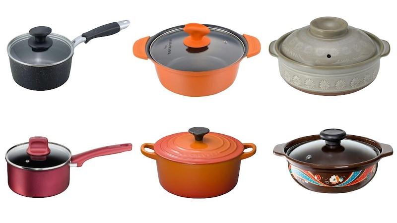 一人暮らし用鍋のおすすめ人気ランキング17選|使いやすいサイズは?IH対応のものも