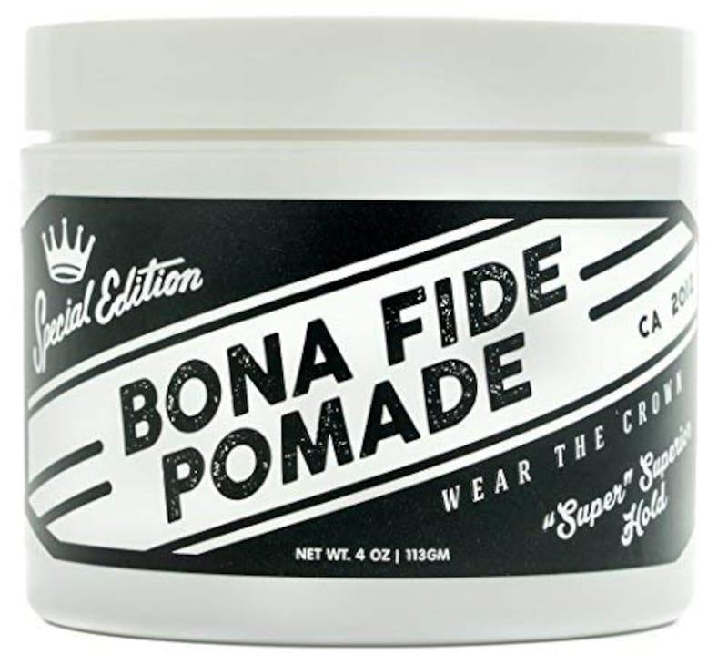 Bona Fide Pomade (ボナファイド ポマード),スーパースーペリアホールドSE [ ポマード メンズ ] 水性