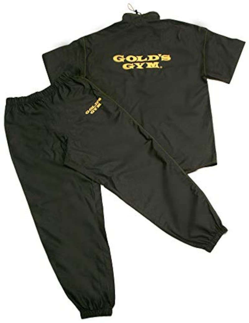 GOLD'S GYM(ゴールドジム),サウナスーツ,G5710