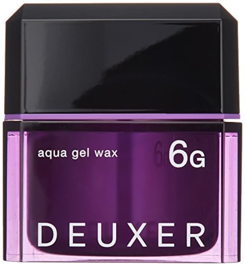 DEUXER(デューサー),ナンバースリー アクアジェルワックス 6G