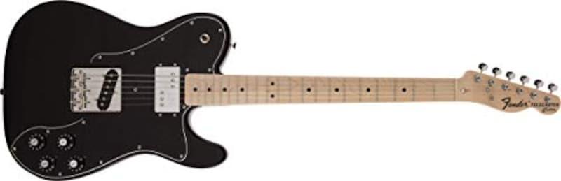 Fender  MIJ Traditional 70s Telecaster® Custom  Maple Fingerboard, Black