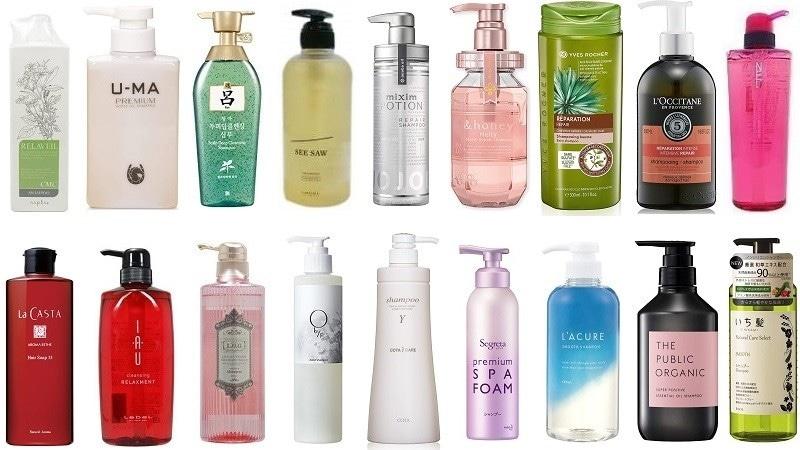 おすすめシャンプー人気ランキング38選|市販とサロン専売品を紹介!アミノ酸系など洗浄成分も解析◎くせ毛向きやメンズ用も
