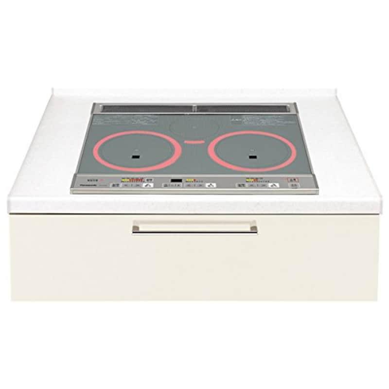 パナソニック (Panasonic),ビルトインIHクッキングヒーター グリルレスタイプ,KZ-XS30F