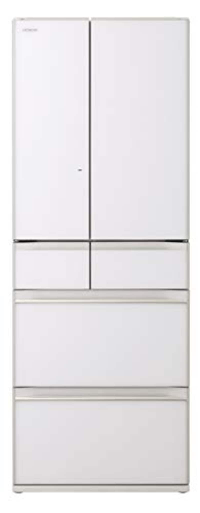 HITACHI(日立),大型冷蔵庫 まるごとチルド,R-HW60R