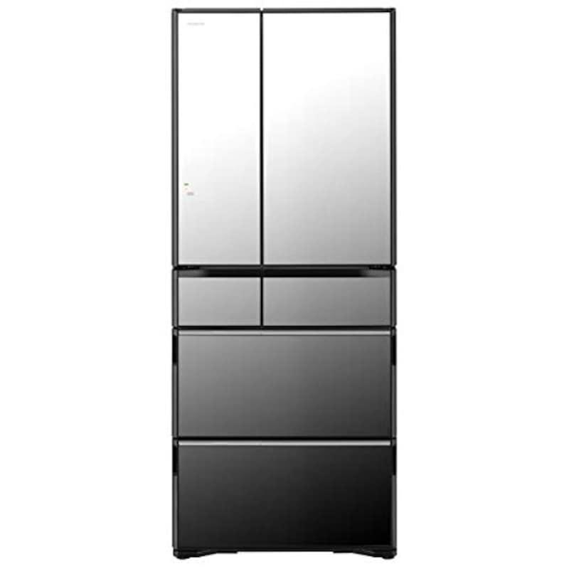 HITACHI(日立),6ドアノンフロン冷蔵庫,R-WXC62N