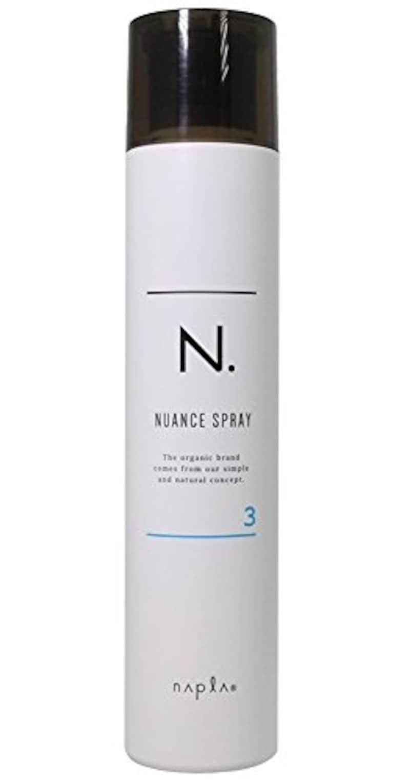 napla (ナプラ),N.ニュアンスヘアスプレー3