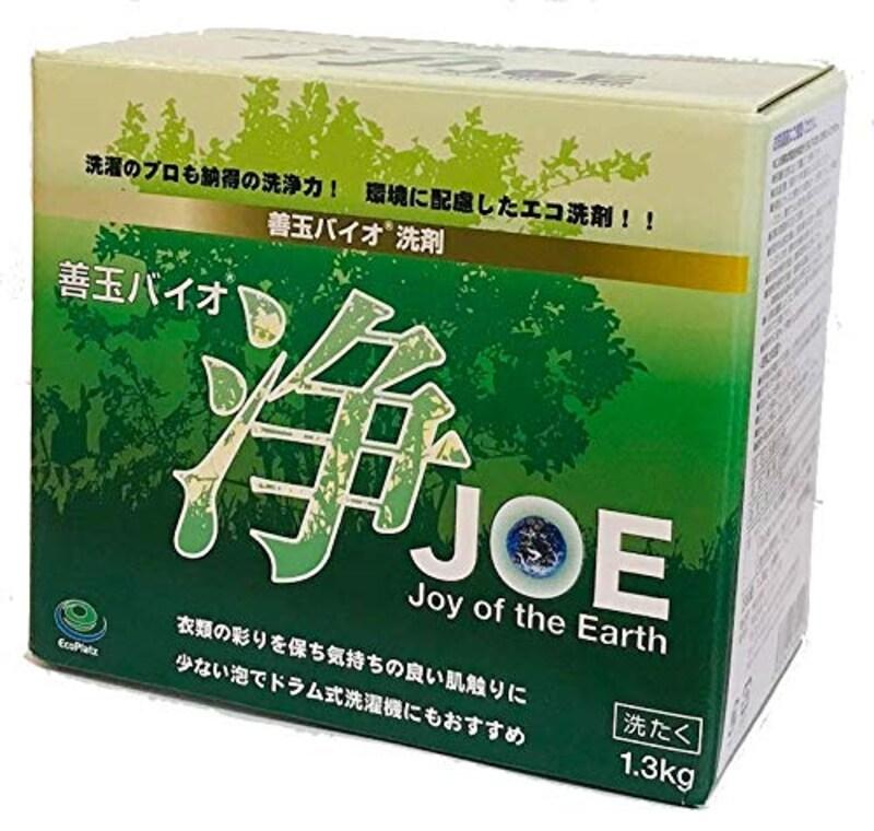善玉バイオ,善玉バイオ浄 JOE 無香料のエコ洗剤