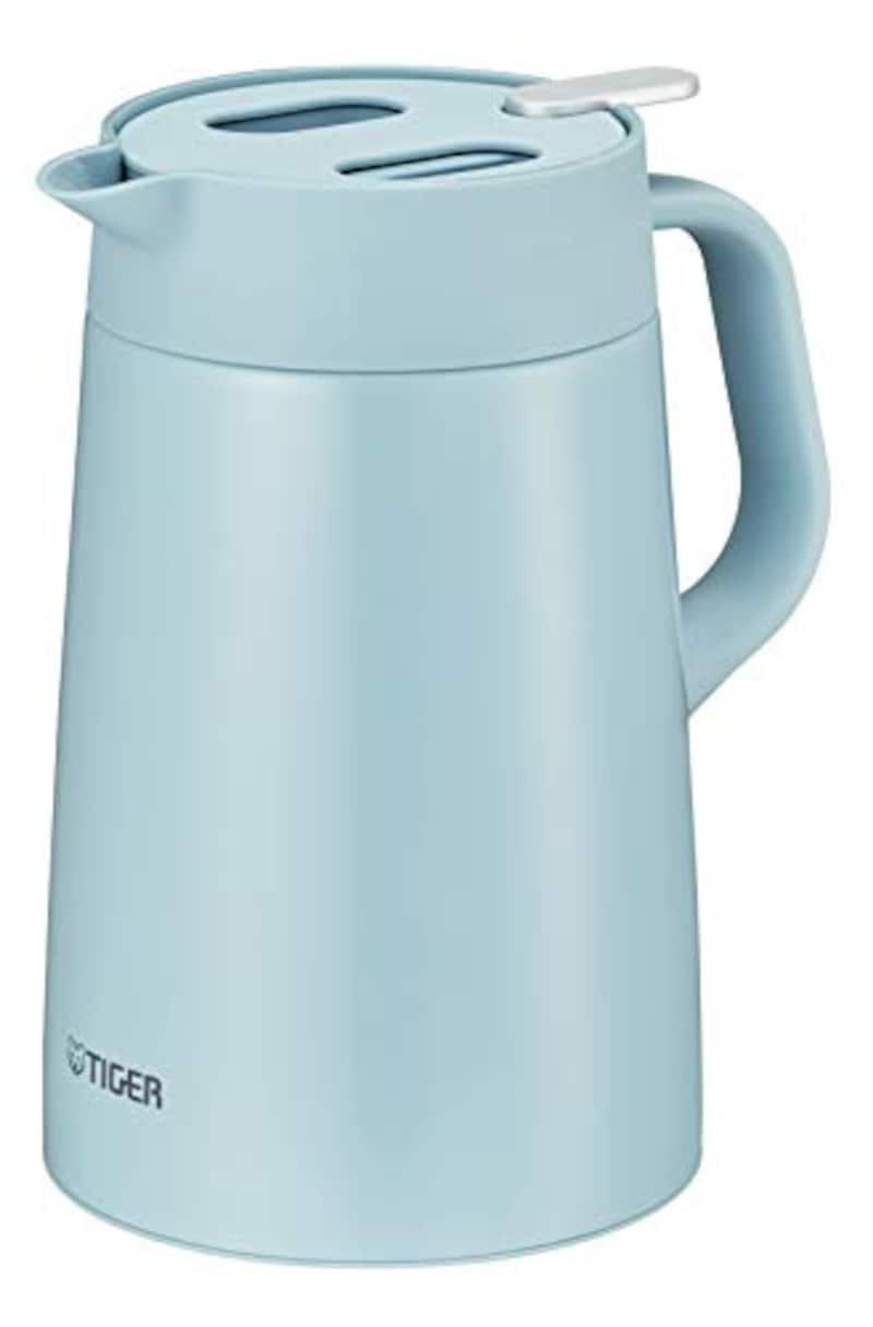 タイガー魔法瓶(TIGER),保温保冷 卓上ポット アクアブルー 1.2リットル,PWO-A120AC