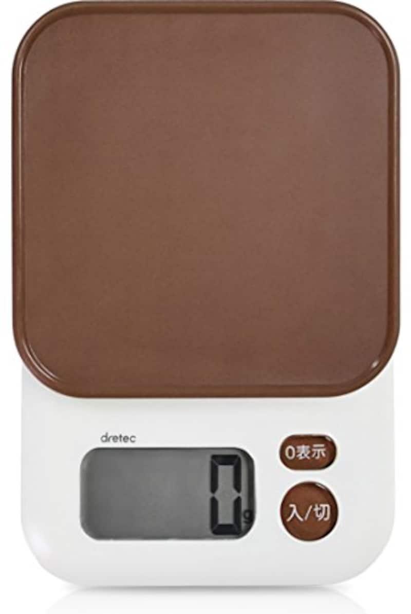 dretec(ドリテック),デジタルスケール ガナッシュ,KS-805BR