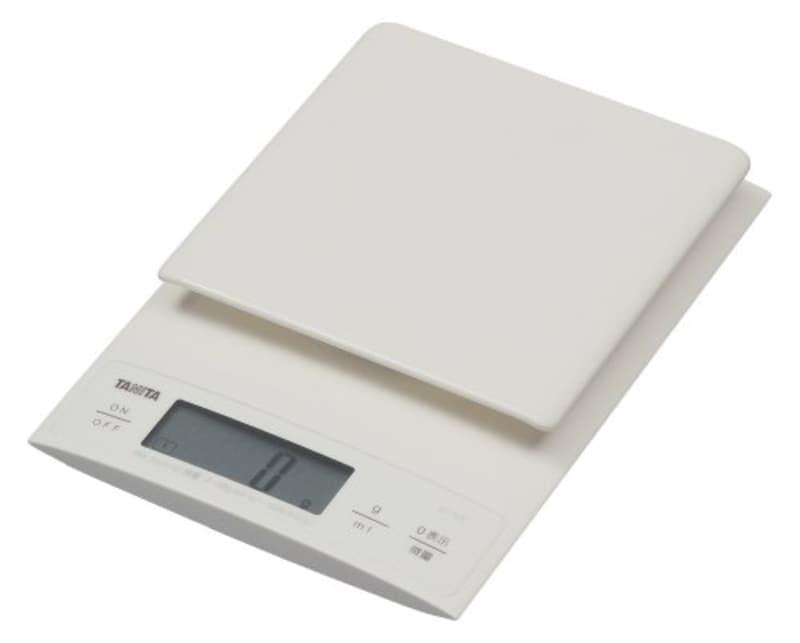 タニタ(Tanita),デジタルキッチンスケール,KD-320 WH