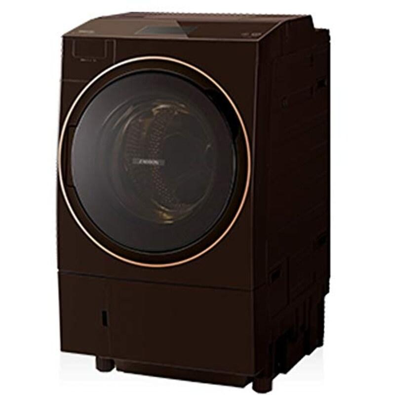 東芝,ドラム式洗濯乾燥機ZABOON,TW-127X9L