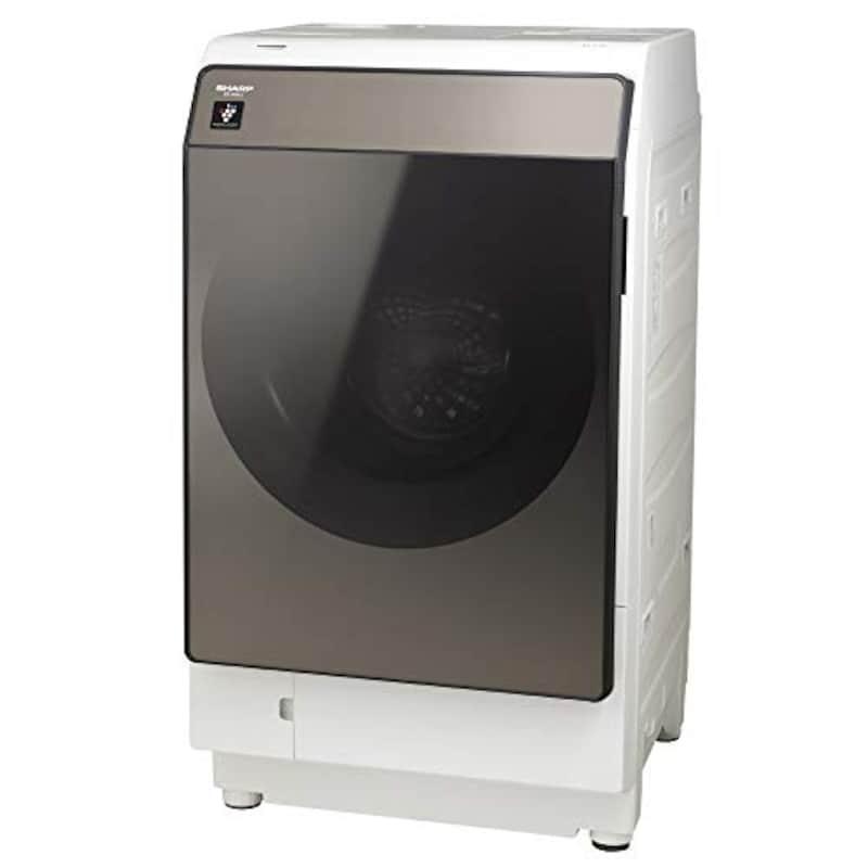 SHARP(シャープ),ドラム式洗濯機ヒートポンプ乾燥,ES-WS13-TR