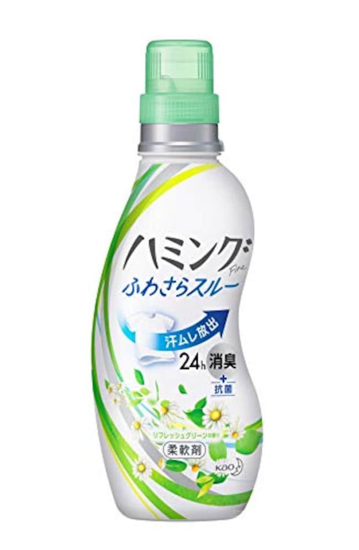 ハミング,Fine 柔軟剤 リフレッシュグリーンの香り