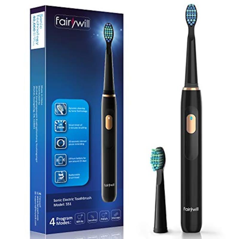 Fairywill,電動歯ブラシ,FW-551