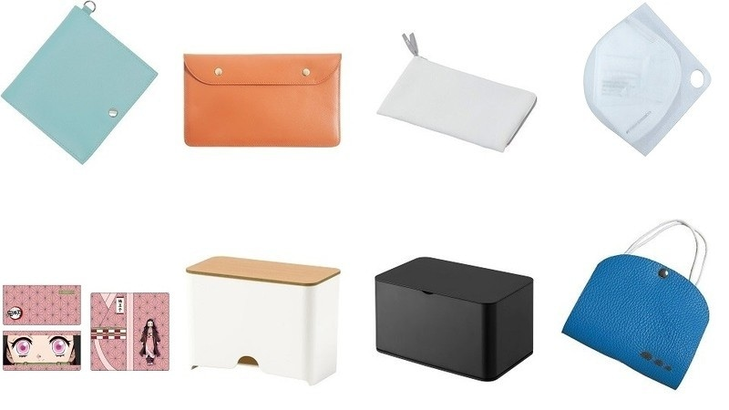 マスクケースおすすめ人気ランキング27選|ボックスタイプと布や本革の持ち運びタイプに分けて紹介!おしゃれなブランド商品も