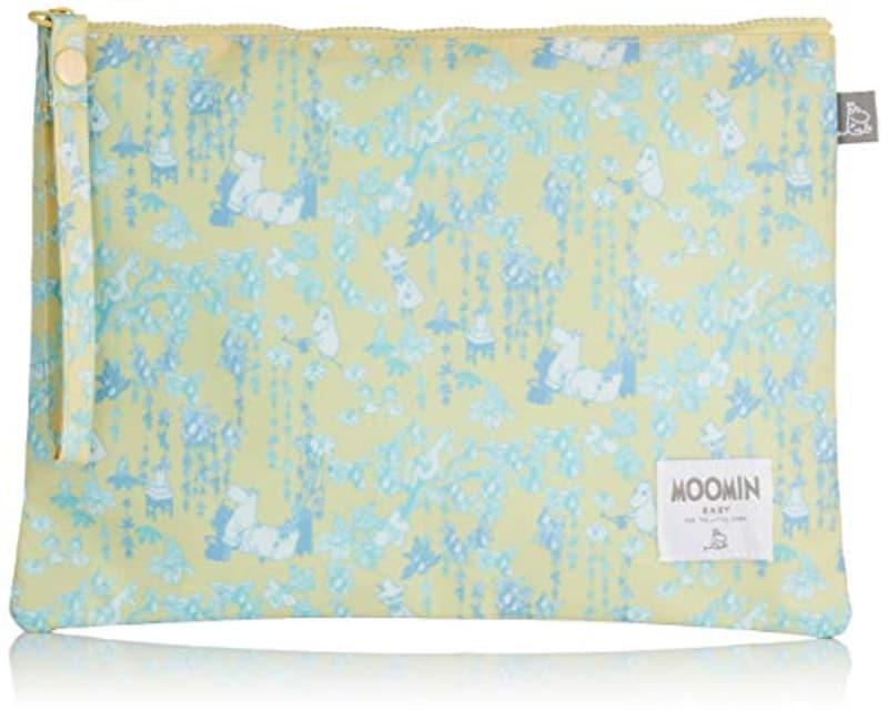 ムーミンベビー(Moomin Baby),【ムーミン】マルチポーチ ファミリーガーデン,NZMB002085200