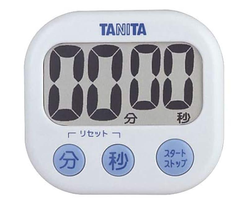 タニタ,でか見えタイマー,TD-384