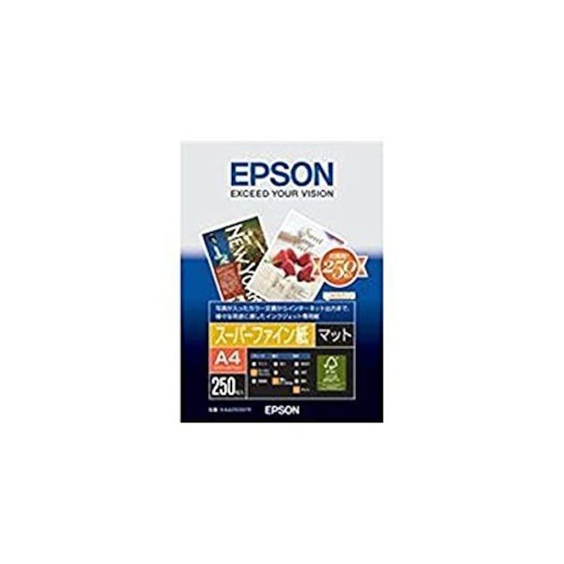 エプソン,スーパーファイン紙,KA4250SFR