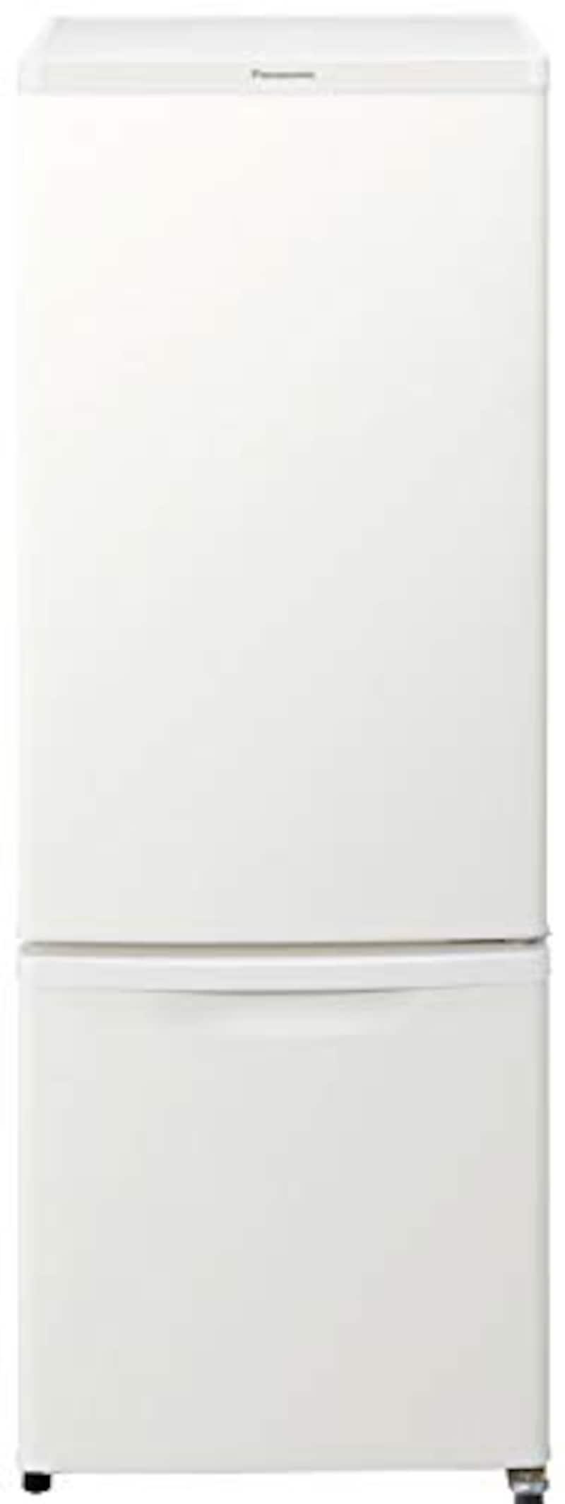 Panasonic(パナソニック),2ドア冷蔵庫 168L,NR-B17DW-W