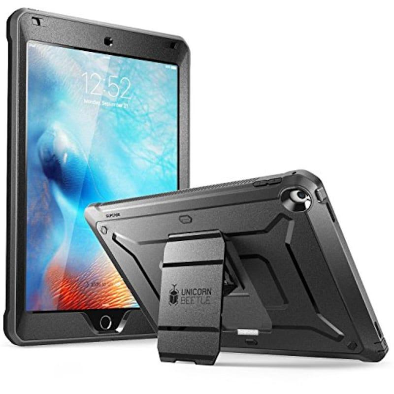 SUPCASE,iPad 9.7 ケース,FBA-SUP-iPad2017-9.7-UBPro-Black/Bla1