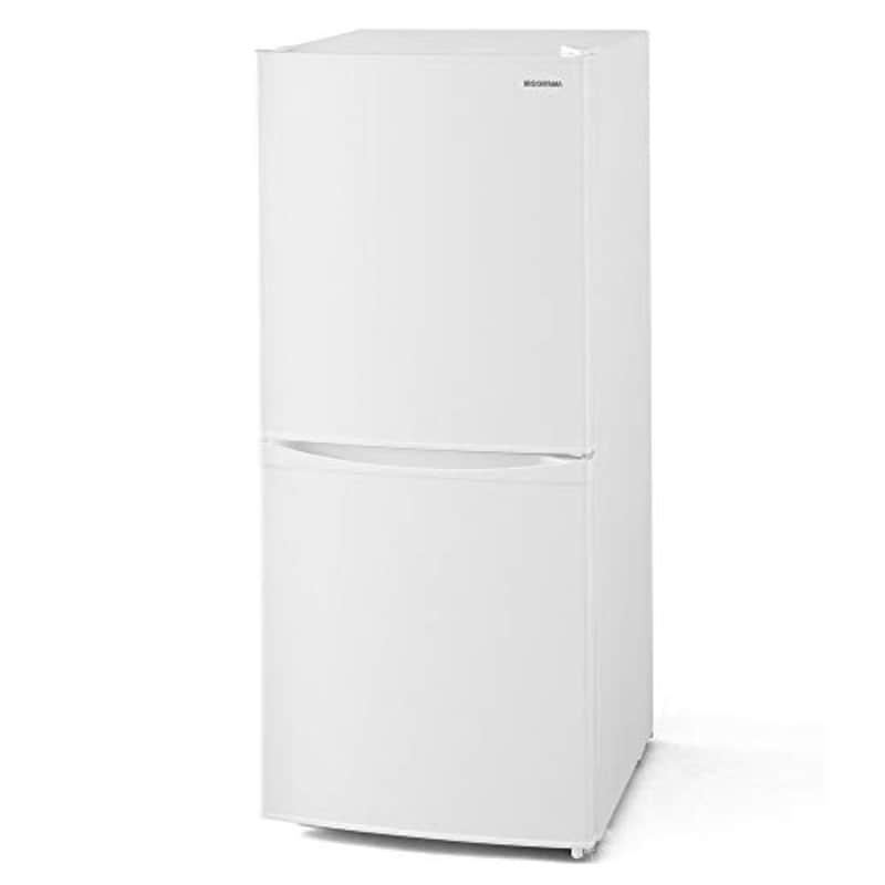IRIS OHYAMA(アイリスオーヤマ),2ドア冷蔵庫 142L,IRSD-14A-W