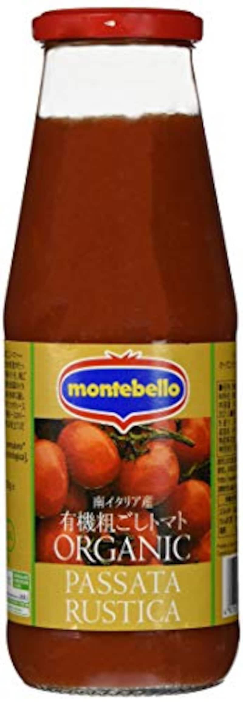 モンテベッロ,粗ごしトマトソース パッサータ ルスティカ