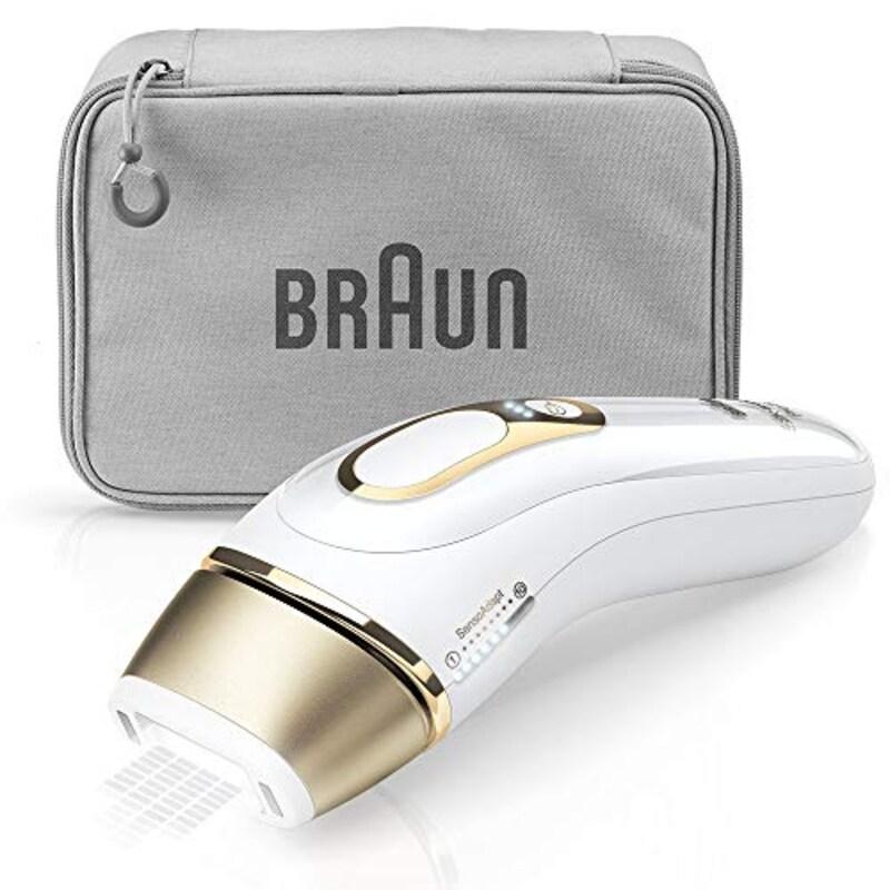 BRAUN(ブラウン),シルクエキスパート ホワイト Pro5,PL-5014