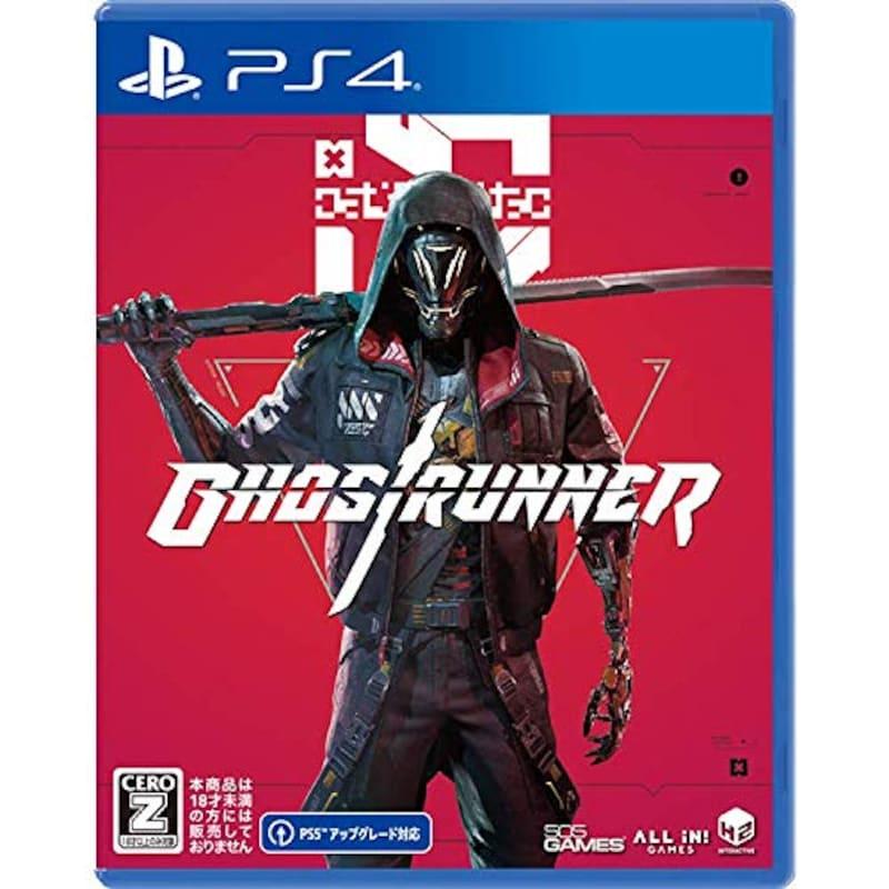 H2 Interactive,Ghostrunner(ゴーストランナー) - PS4