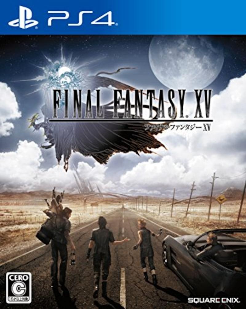 スクウェア・エニックス,ファイナルファンタジー XV