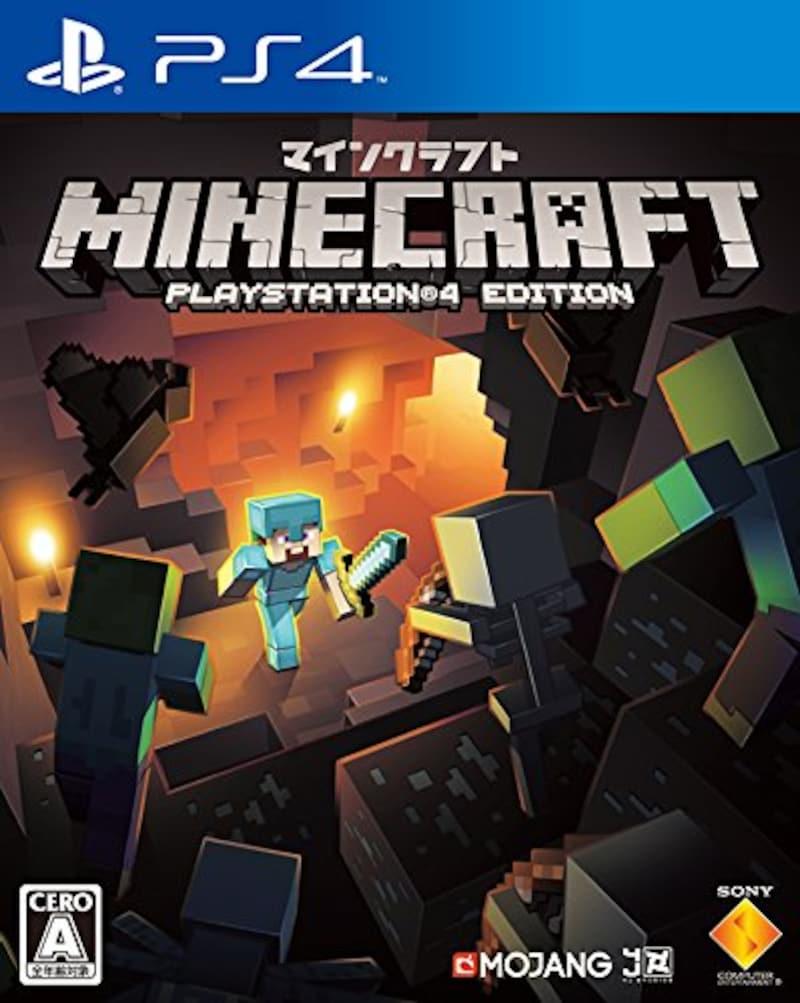 ソニー・インタラクティブエンタテインメント,Minecraft: PlayStation 4 Edition