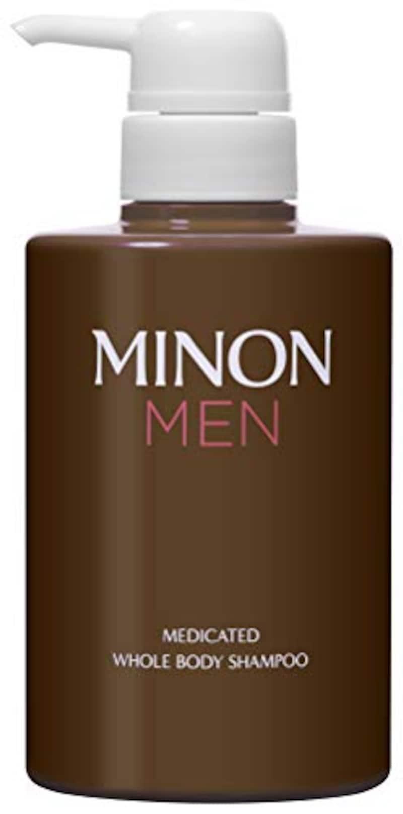 MINON MEN(ミノン メン),薬用全身シャンプー