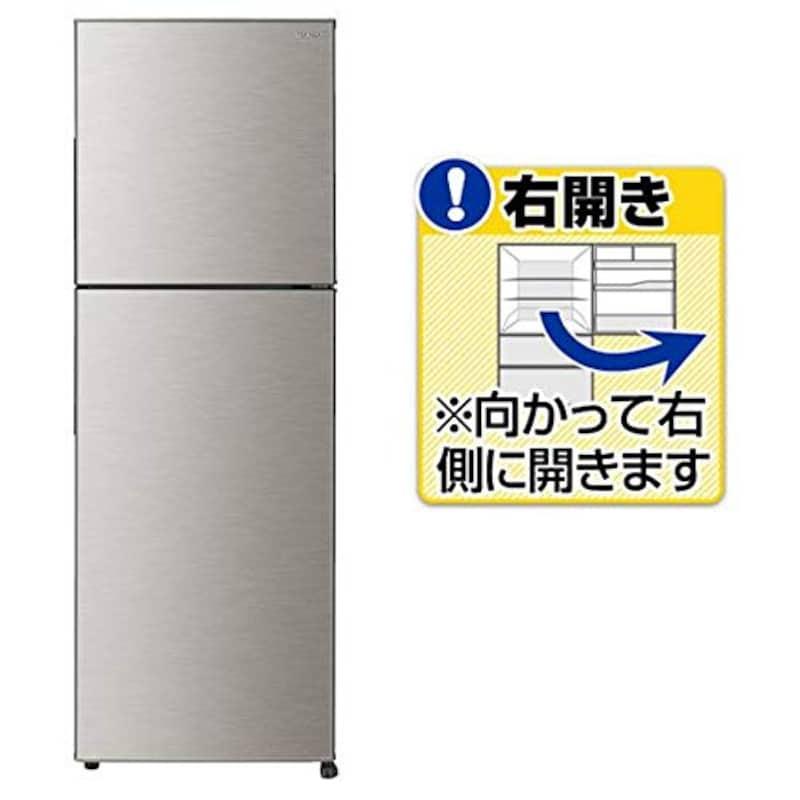 SHARP(シャープ),冷蔵庫 225L,SJ-D23F-S