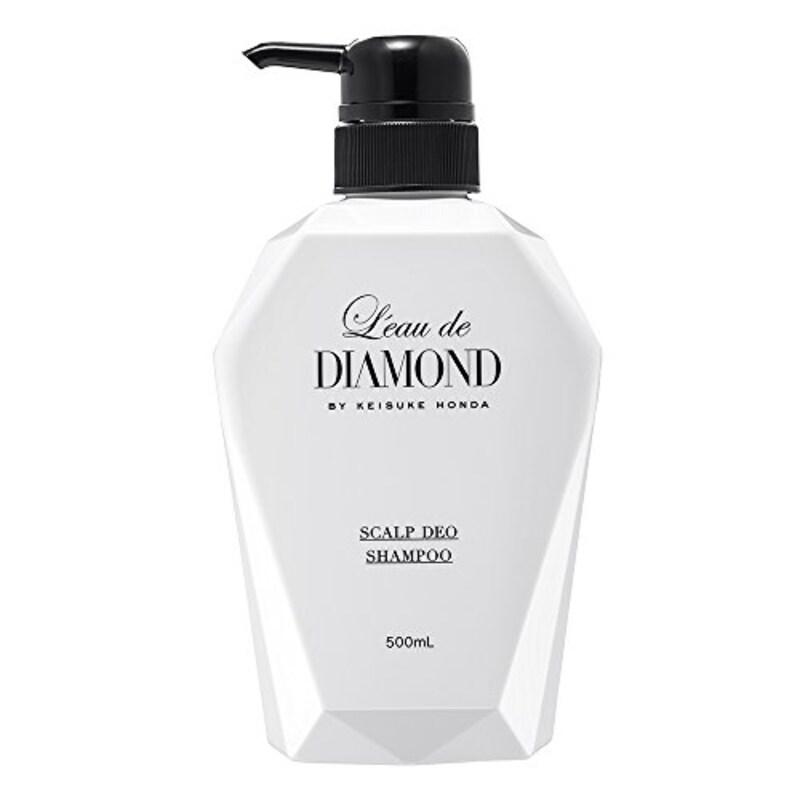 L'eau de DIAMOmND(ロードダイアモンド),薬用スカルプデオシャンプー