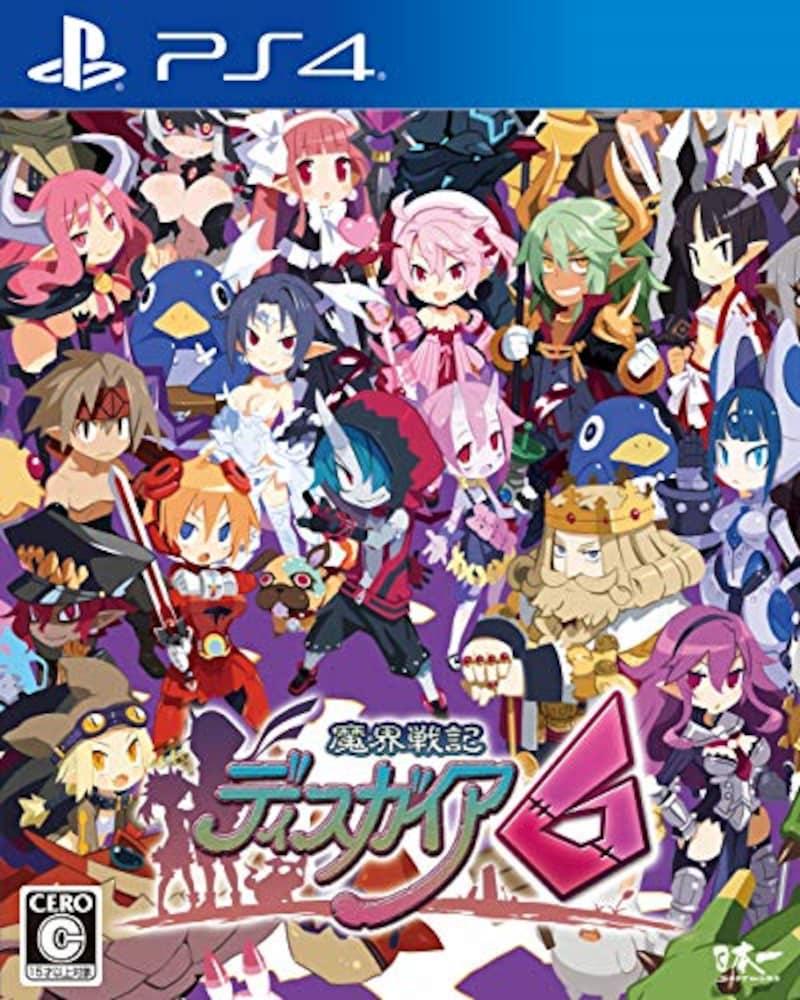 日本一ソフトウェア,魔界戦記ディスガイア6