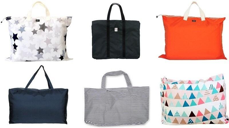 お昼寝布団バッグおすすめ人気ランキング12選|防水タイプで雨の日も安心