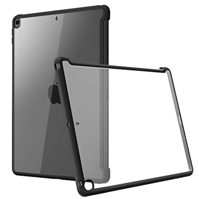 i-BLASON,iPad 10.2 インチ ケース,iPad2019-10.2-KeyBoard-Black