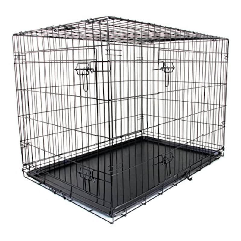 WEIMALL(ウェイモール),犬用ペットケージ 折りたたみ 大型犬用 XXLサイズ