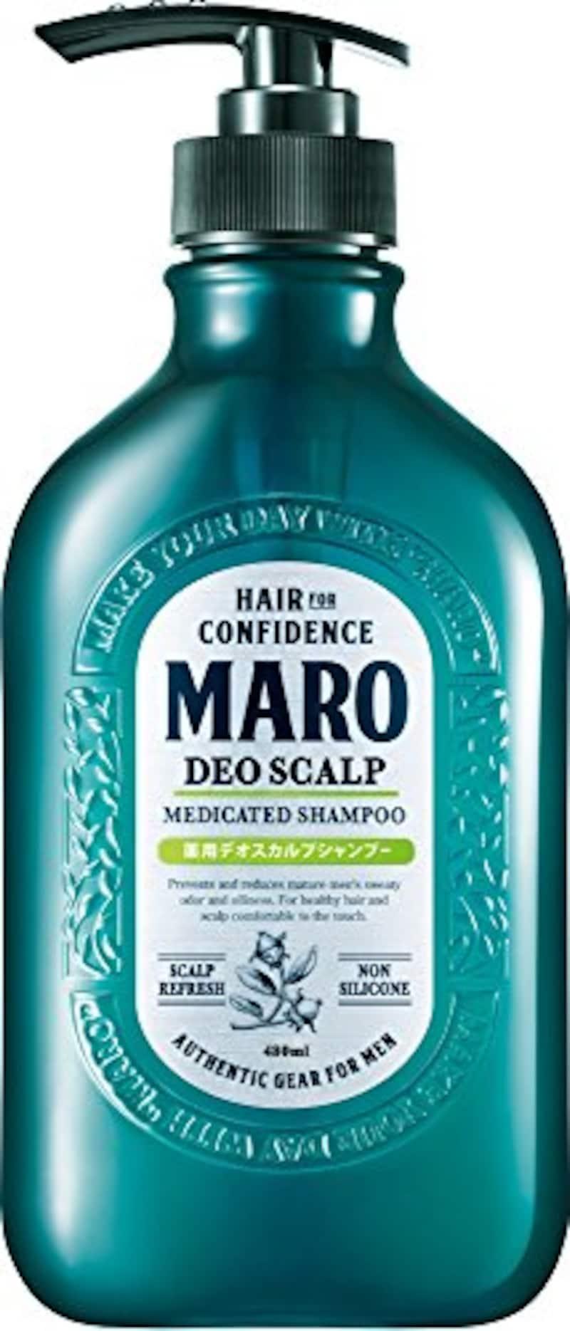 MARO(マーロ),薬用 デオスカルプシャンプー