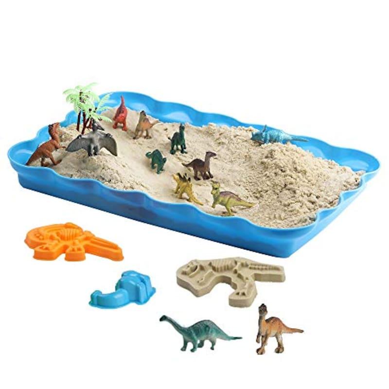 Ccfoud,恐竜の砂場 砂遊びおもちゃ