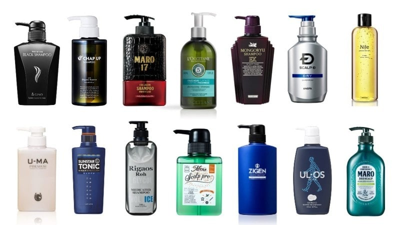 【年代別】メンズシャンプーおすすめランキング55選|市販で買える!いい匂い・フケ・育毛向けなど【2021年版】