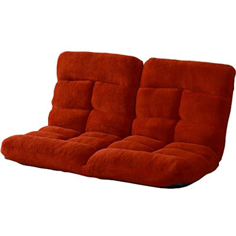 ドリス(DORIS),座椅子 2人掛け, dr-pioncer-nv