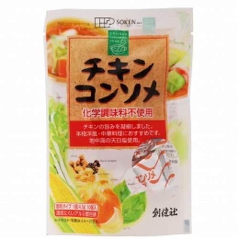 創健社,チキンコンソメ
