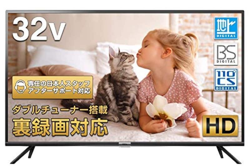 TCL(ティーシーエル),ハイビジョン液晶テレビ,32B400