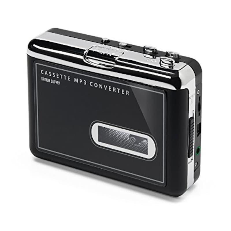 サンワサプライ,カセットテープ MP3変換プレーヤー,400-MEDI002