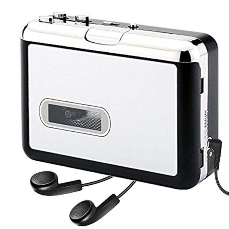 AiteFeir,カセットテープ USB変換プレーヤー