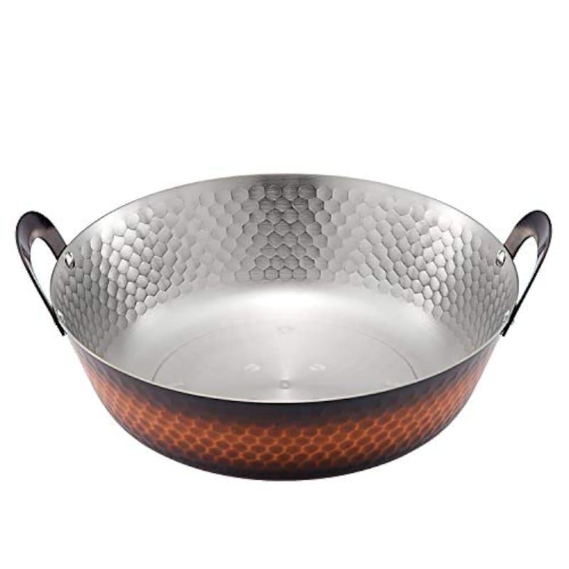 新光金属,天ぷら鍋,FS-104IH